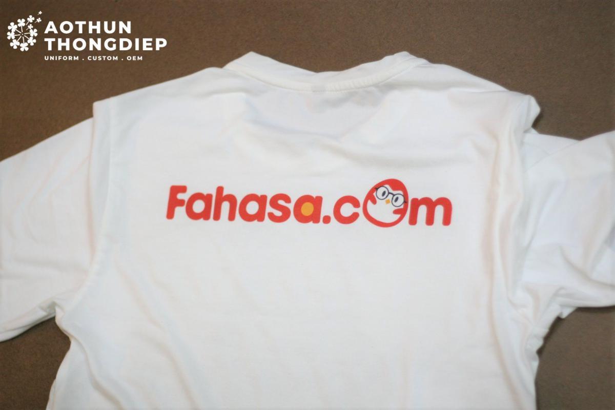 Đồng phục công ty Fahasa Viet Nam #1