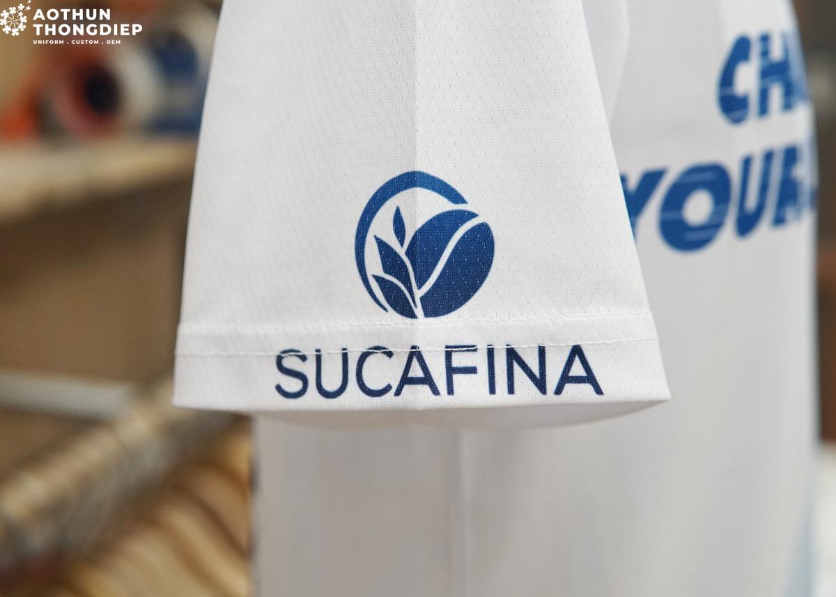 Đồng phục chạy bộ công ty Sucafina #1