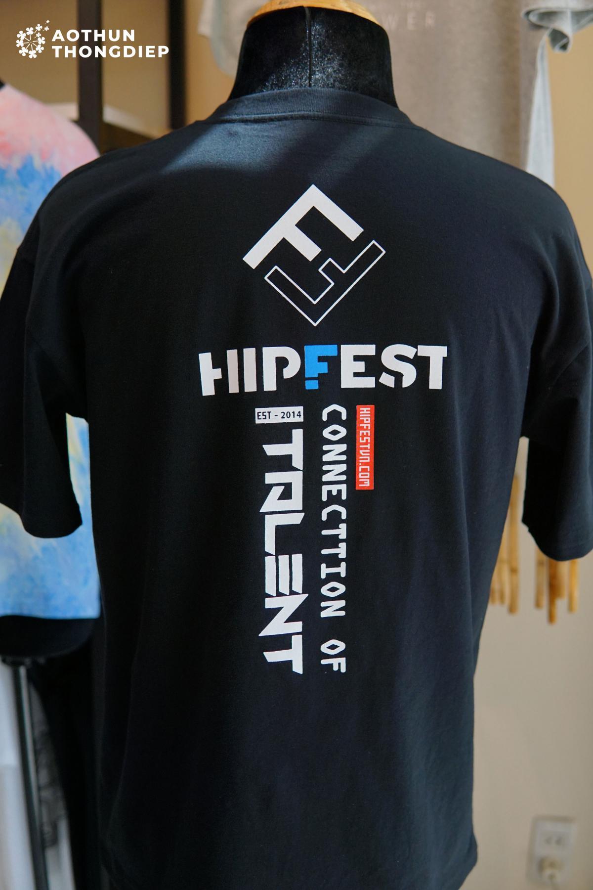 Đồng phục CLB nhóm Hipfest #2