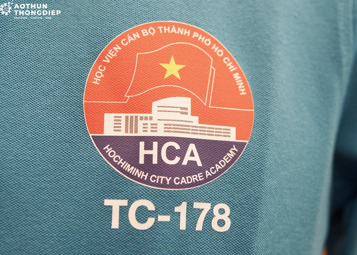 Đồng phục học viện cán bộ TPHCM #1