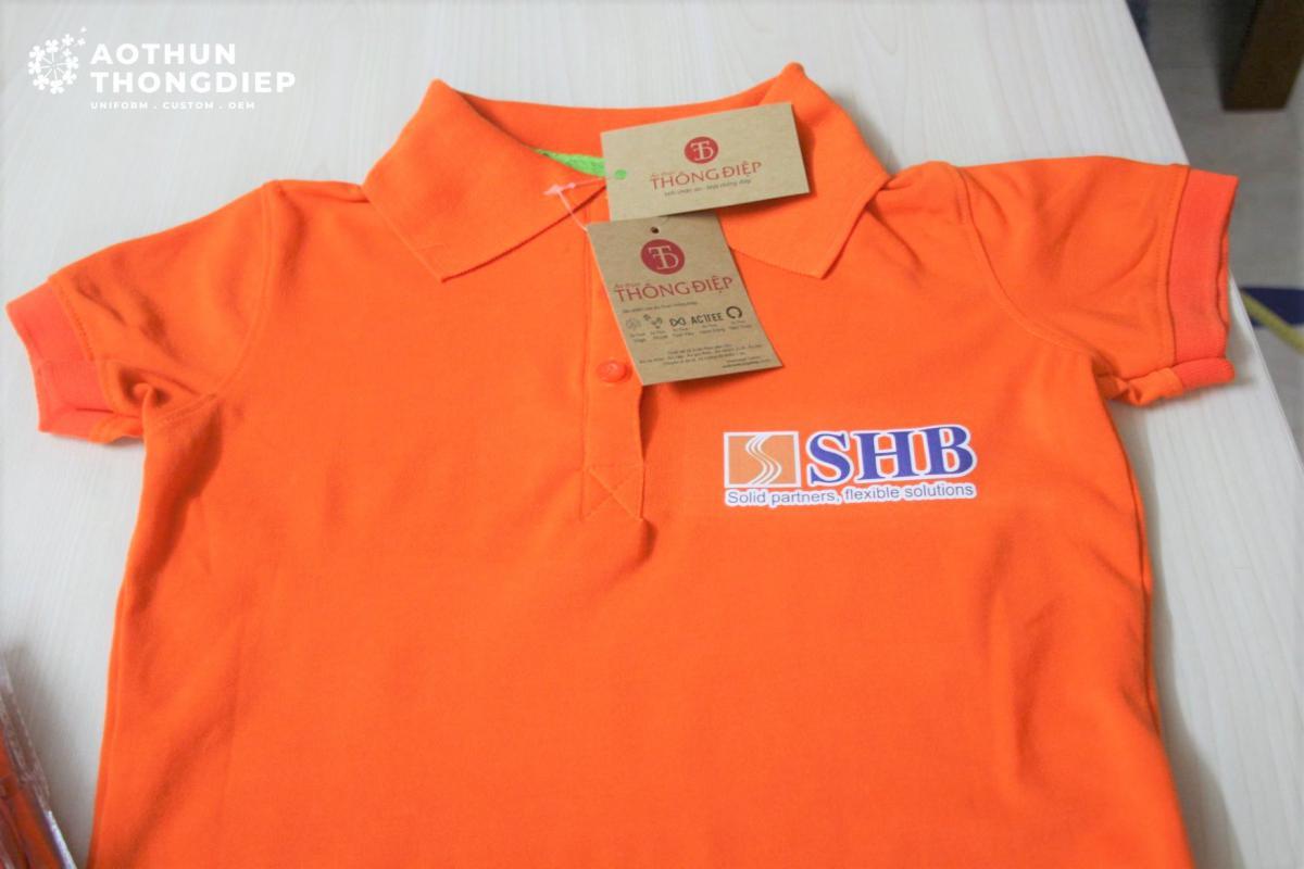 Đồng phục ngân hàng SHB #0