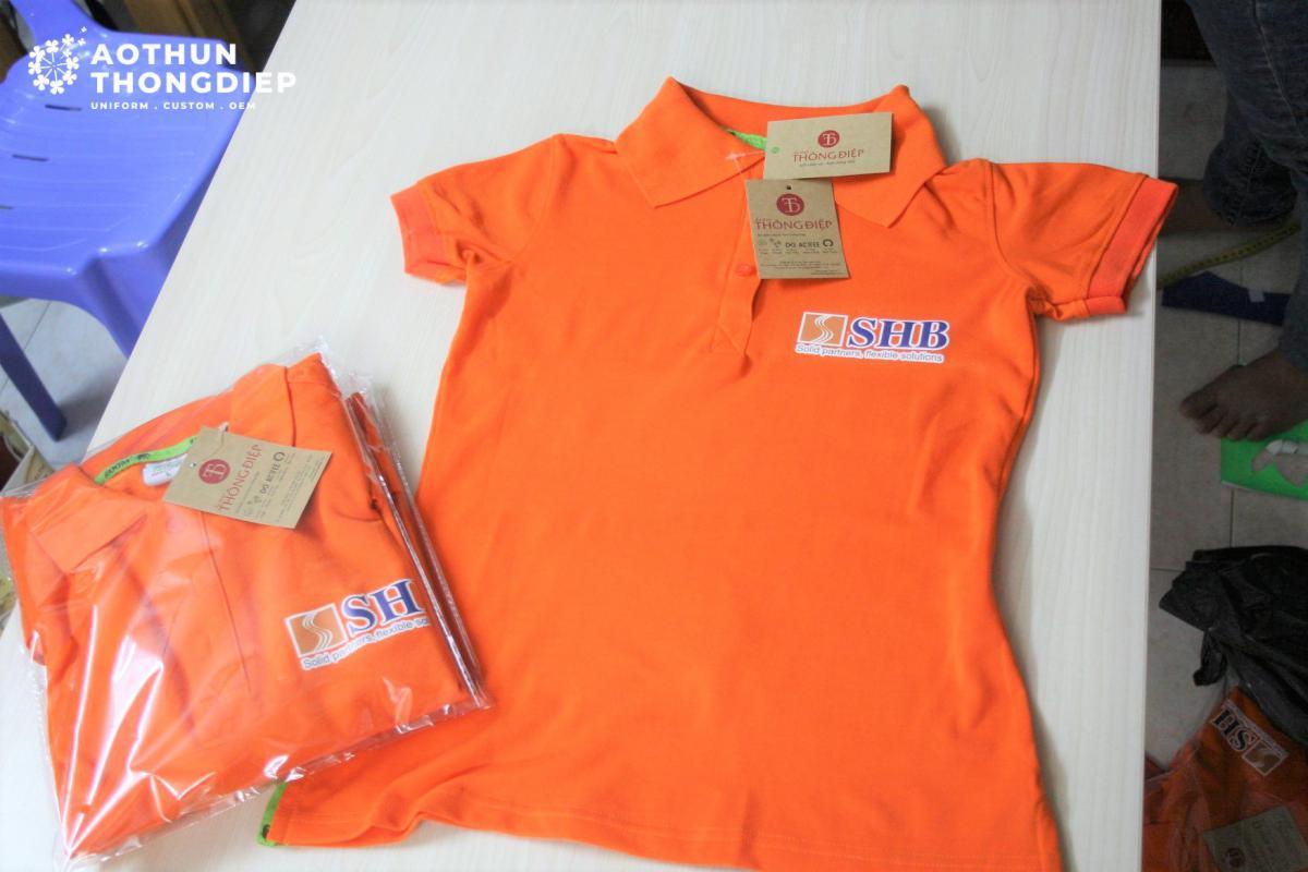 Đồng phục ngân hàng SHB #2
