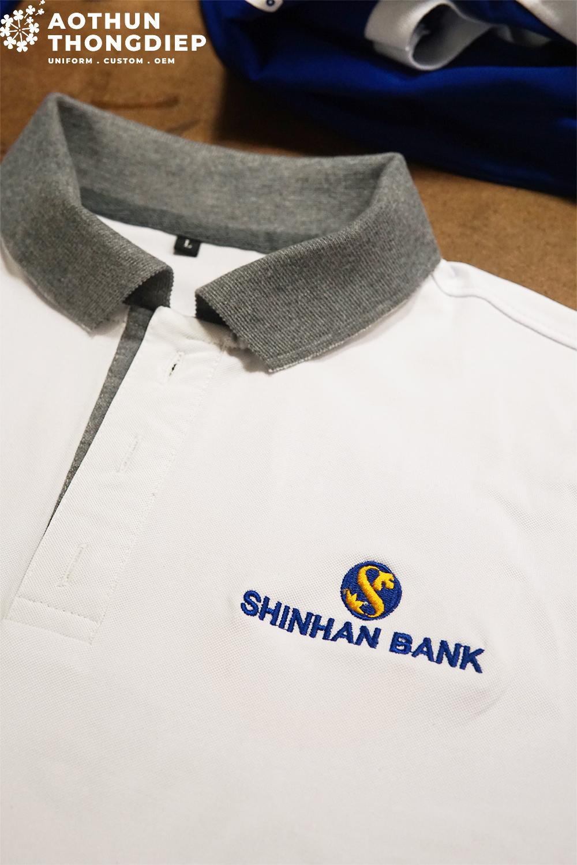 Đồng phục ngân hàng Shinbank #0