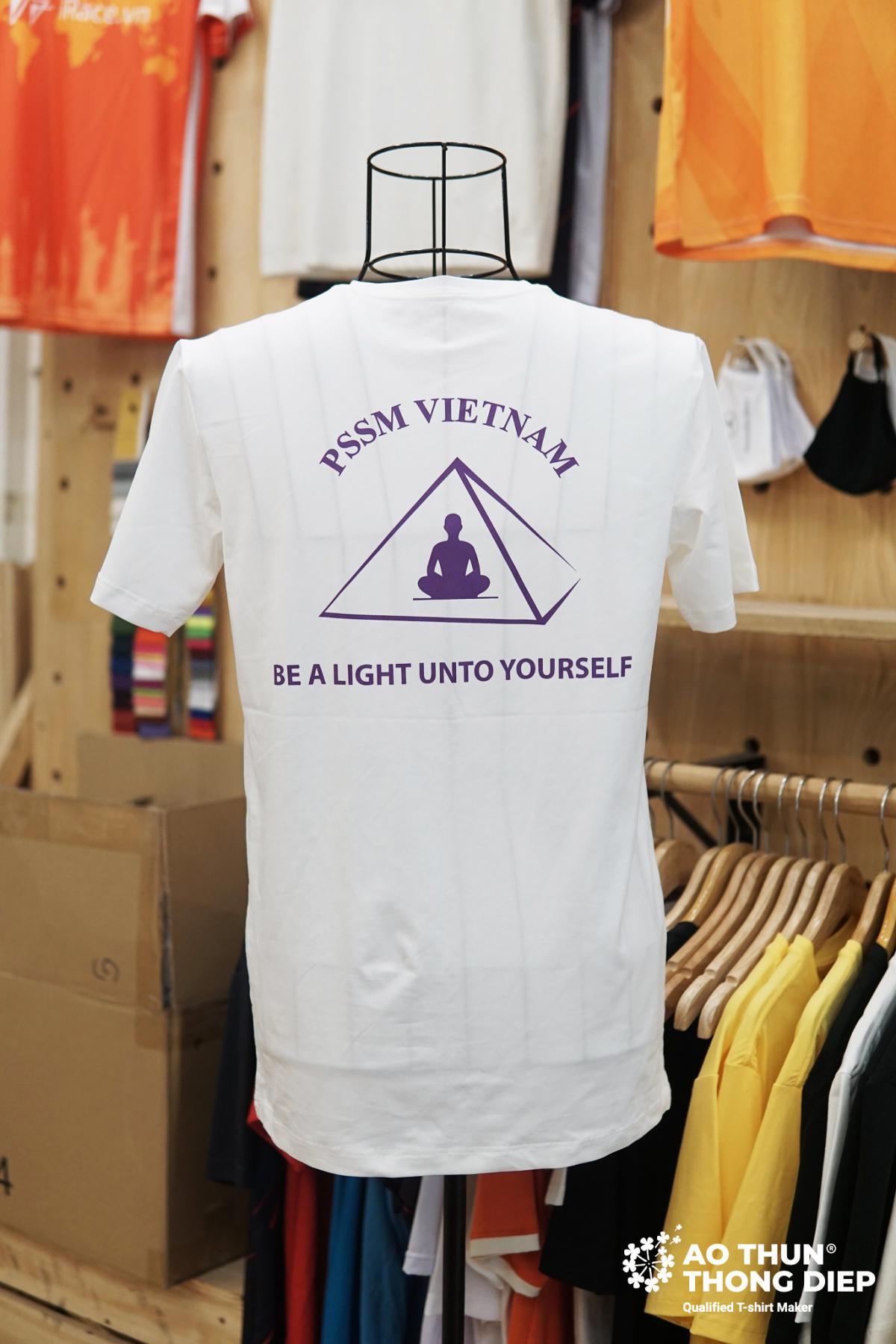 Đồng phục tổ chức PSSM VIET NAM #1