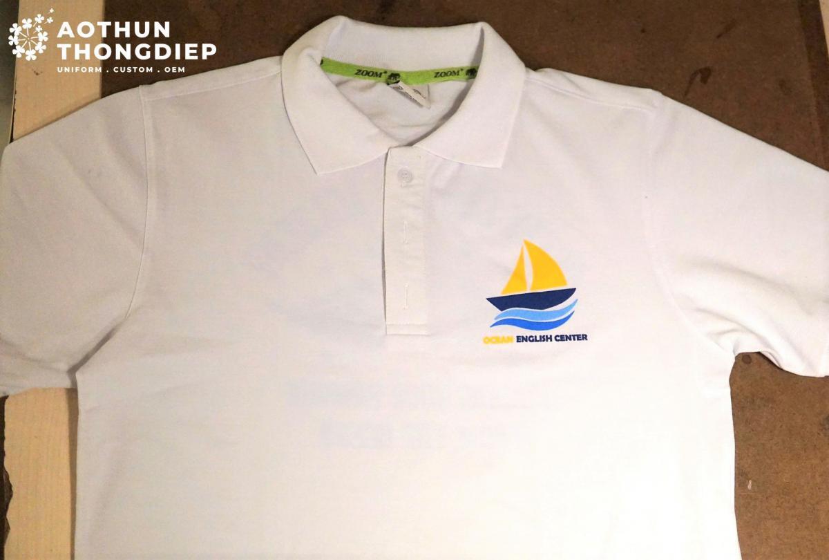 Đồng phục trung tâm Ocean Sea #0