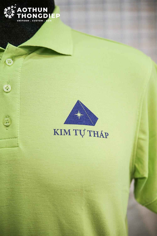 In áo thun đồng nghiệp doanh nghiệp KIM TỰ THÁP #0