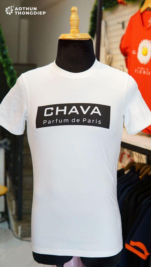 May in đồng phục doanh nghiệp cho phái nữ CHAVA #0