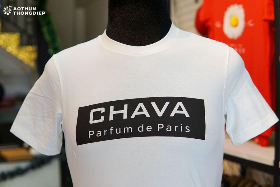 May in đồng phục doanh nghiệp cho phái nữ CHAVA #1