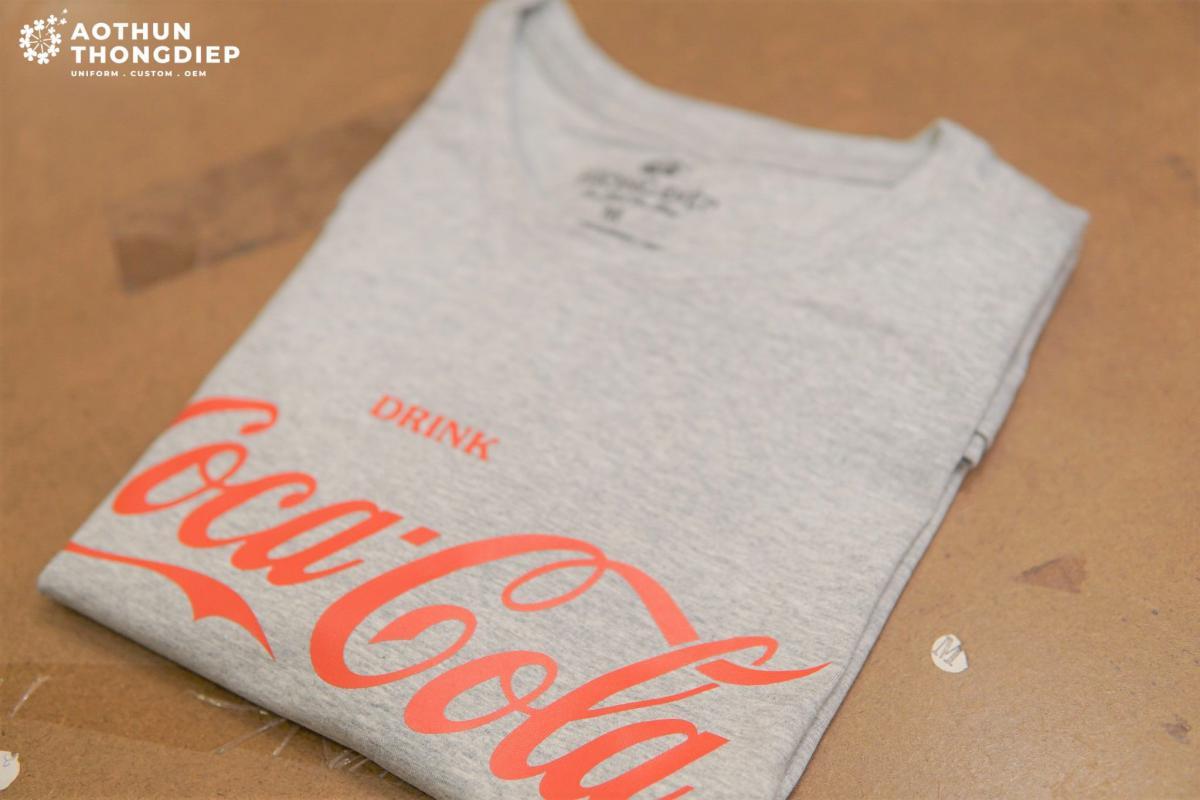 Đồng phục áo thun CocaCola #0