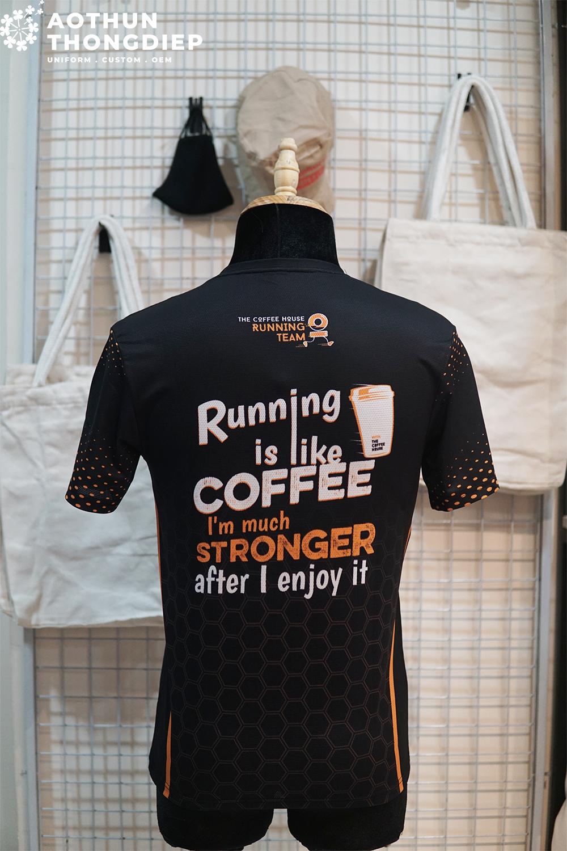 Đồng phục chạy bộ The Coffee House #1