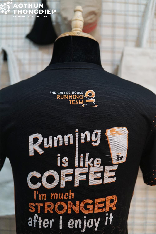 Đồng phục chạy bộ The Coffee House #2