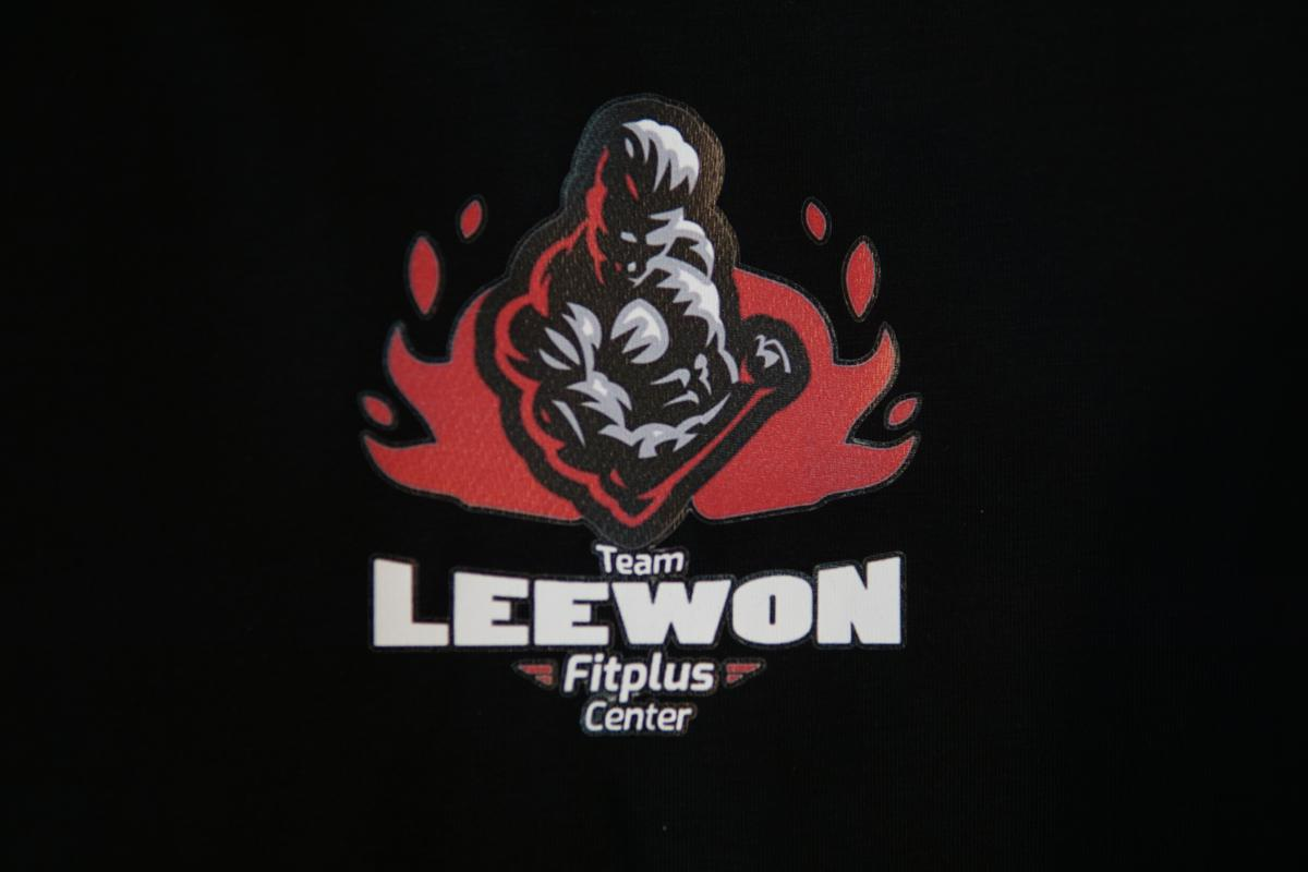 MAY IN ĐỒNG PHỤC TEAM LEEWON - FITPLUS CENTER #0