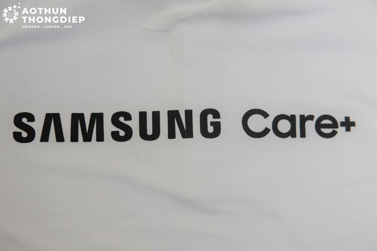 Đồng phục SamSung Care + #1