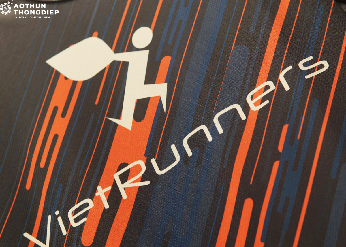 Đồng phục chạy bộ cộng đồng Viet Runners #2