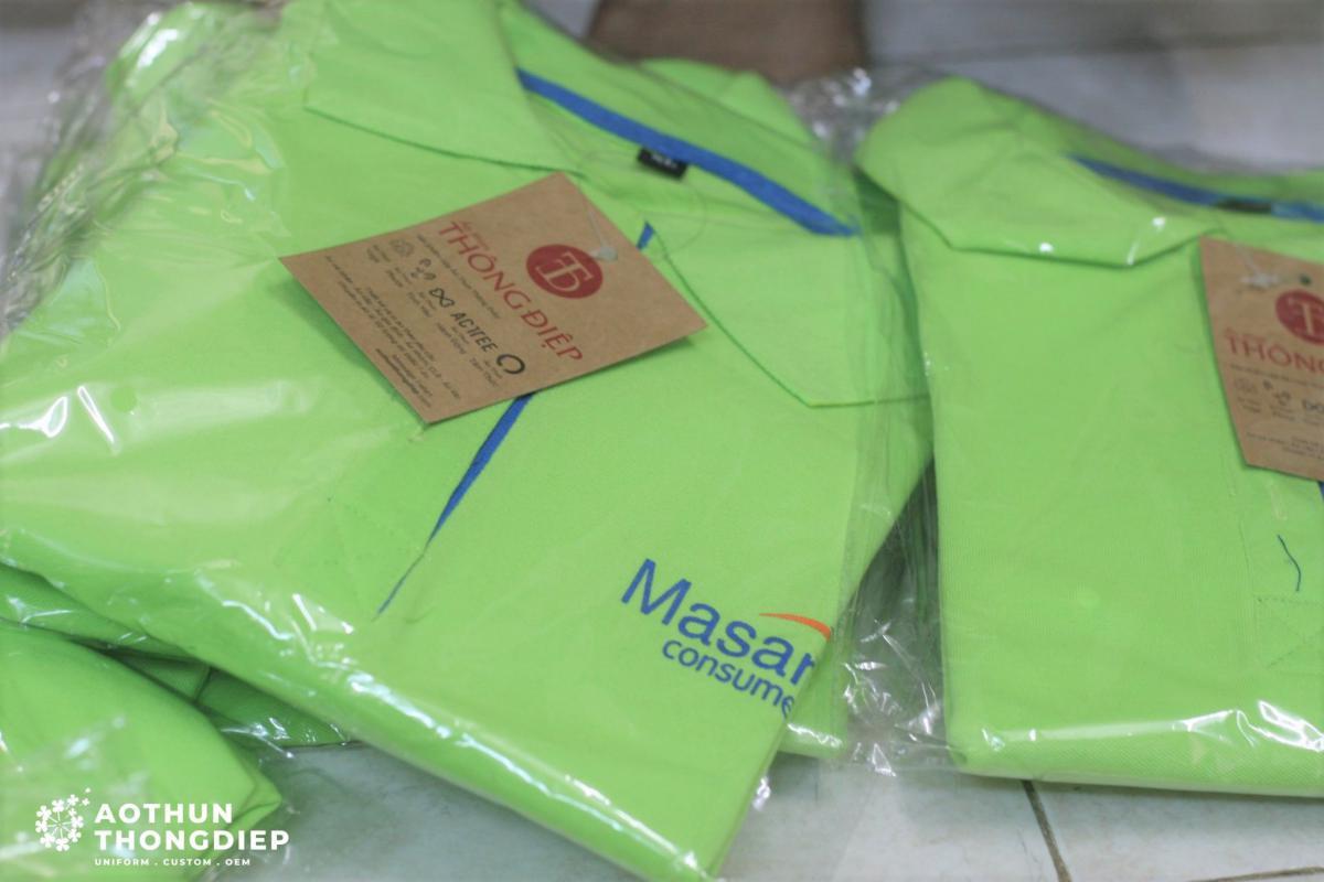 Đồng phục công ty Masan Consumer #1