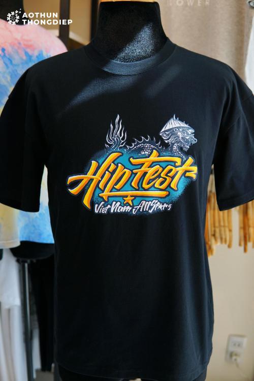 Đồng phục CLB nhóm Hipfest