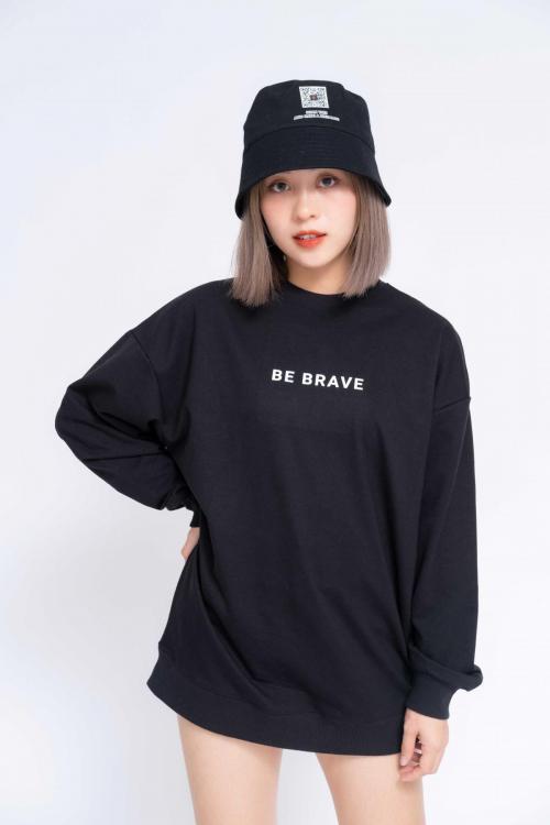 Áo Sweater Nữ Be Brave