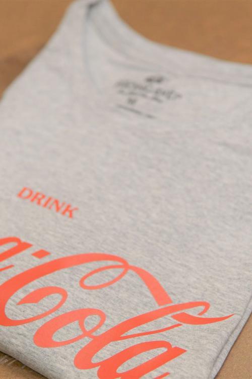 Đồng phục áo thun CocaCola