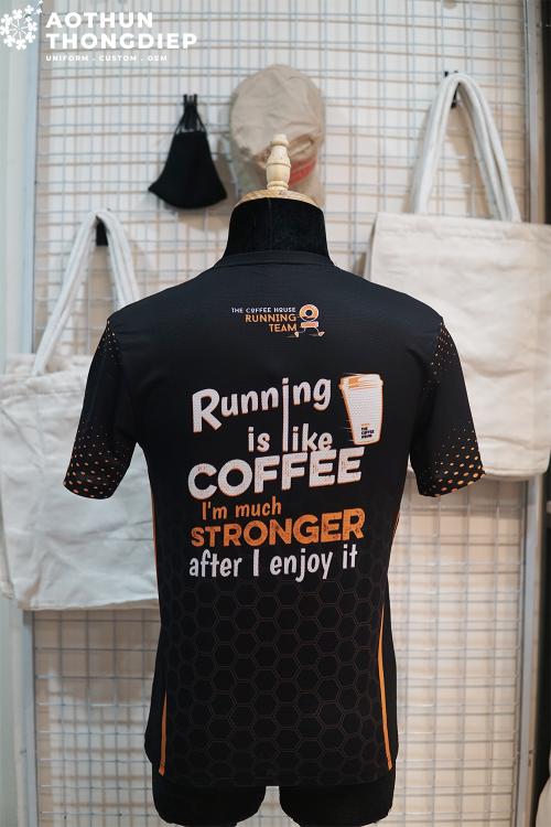Đồng phục chạy bộ The Coffee House