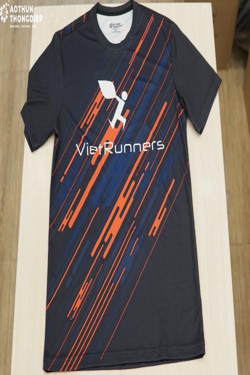 Đồng phục chạy bộ cộng đồng Viet Runners