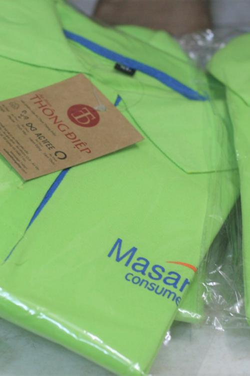 Đồng phục công ty Masan Consumer
