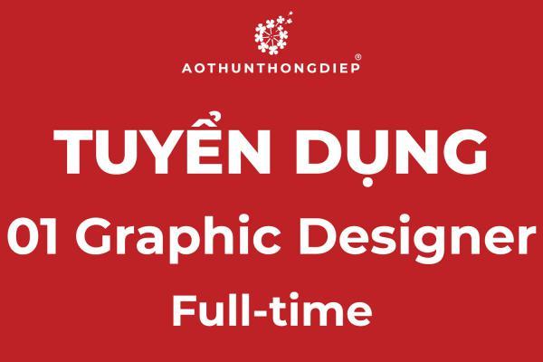 Graphic Designer - Tuyển Dụng Tháng 03/2021