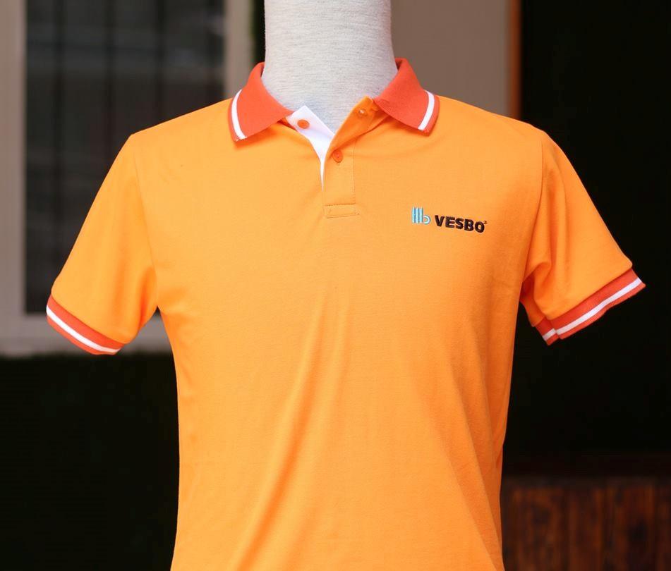 Cách phối màu phù hợp cho áo thun đồng phục