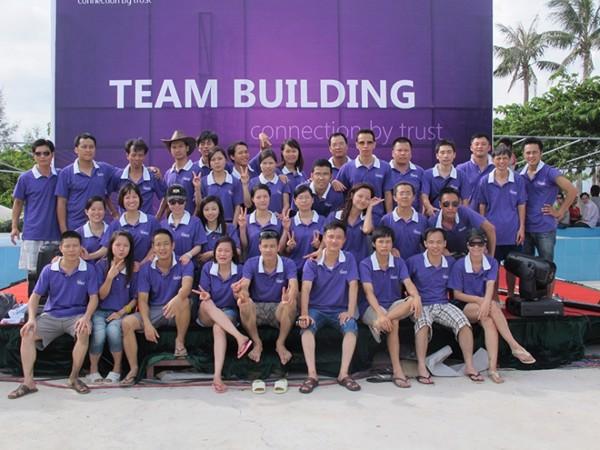 Ý NGHĨA CỦA ÁO ĐỒNG PHỤC TEAM BUILDING