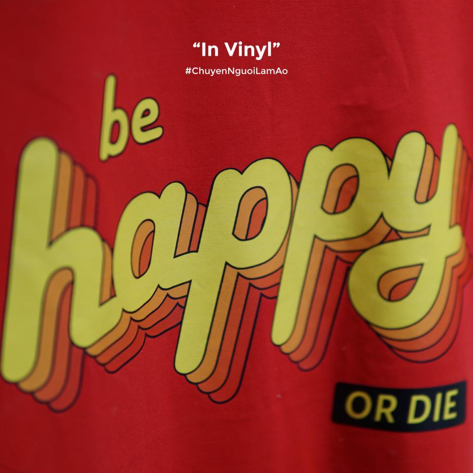 Mọi thứ bạn cần biết về in Vinyl (Decal) trên áo thun ở Vietnam Clothing