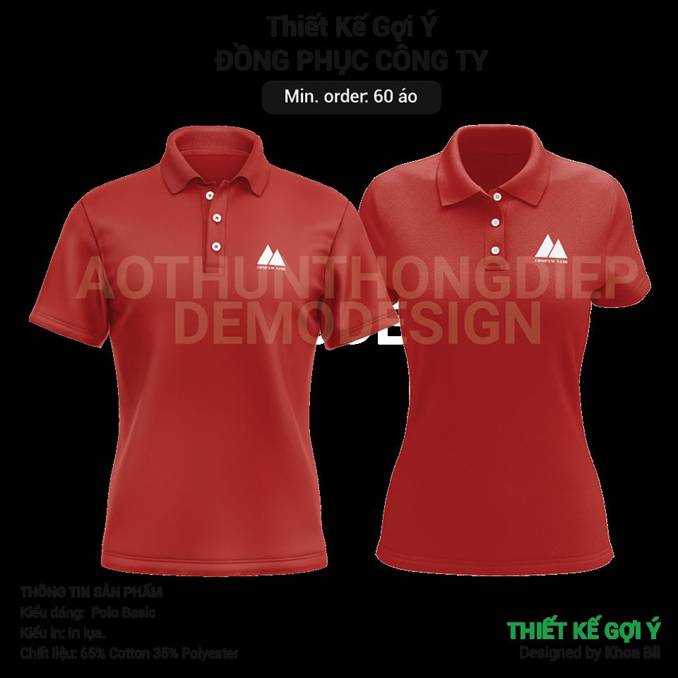 Thiết kế gợi ý đồng phục công ty theo yêu cầu 2020